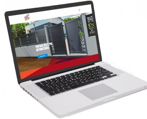 Site internet AFG Bordeaux